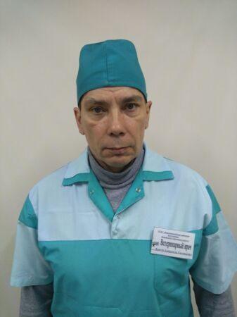 Власов Александр Евгеньевич (ветеринарный врач)