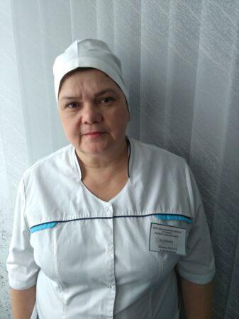 Шарова Наталья Александровна (ветлаборант ВСЭ)