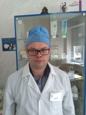 Пашнин Дмитрий Александрович