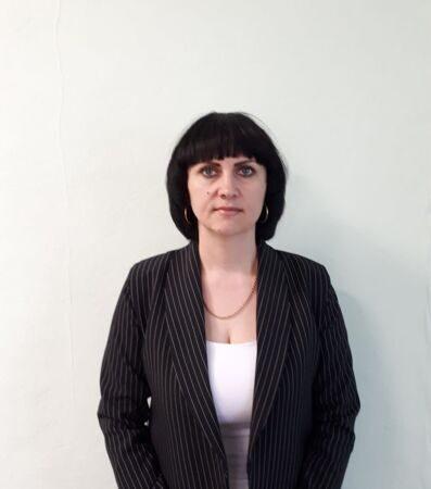 Зырянова Татьяна Анатольевна - заведующая ветотделом